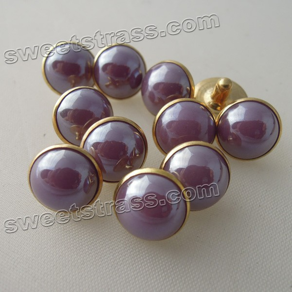 Wholesale Pearl Jewelry Rivets For Leather