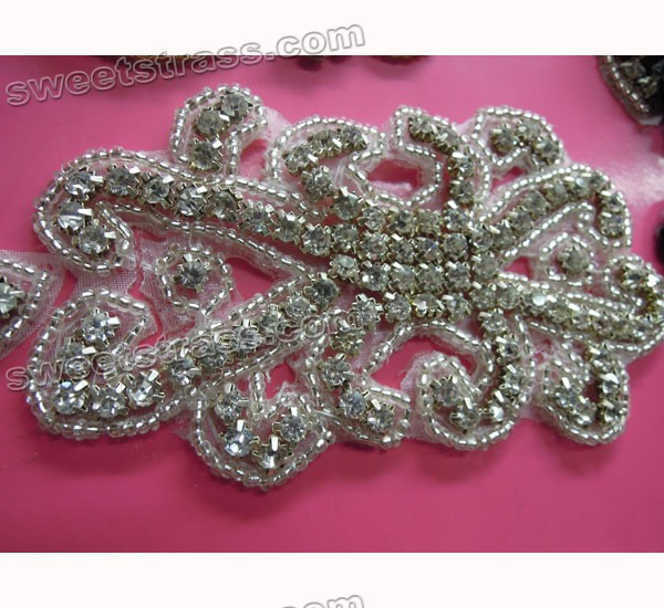 Wholesale Rhinestone Embellishments For Dresses
