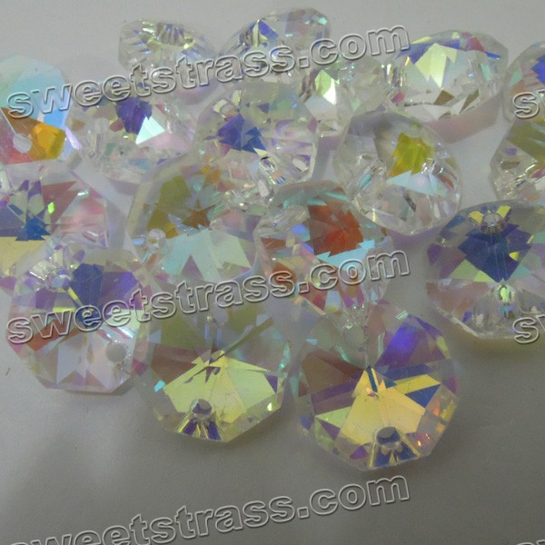 Sew On Glass Rhinestones Beads Wholesale-Fancy Shape Crystal AB