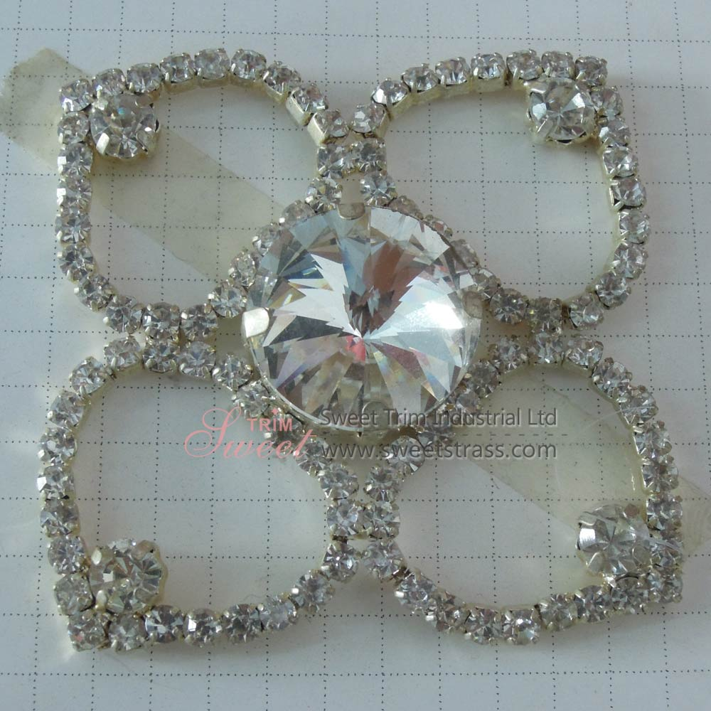 Crystal Rhinestone patches Wholesale