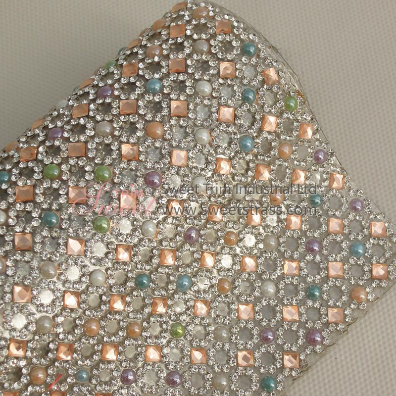 Hotfix Rhinestone Strass Sheet Trim Wholesale