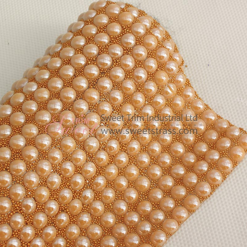 Wholesale Hotfix Ceramics Bead Stone Sheet Trim