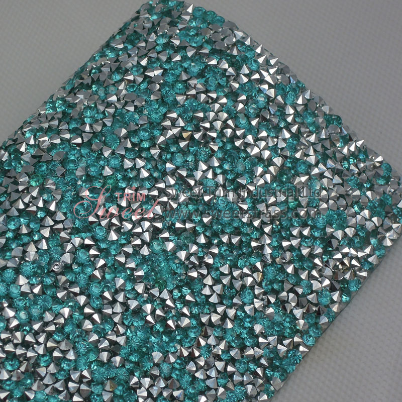 SS12 Hotfix Epoxy Strass Sheet Trim Wholesale